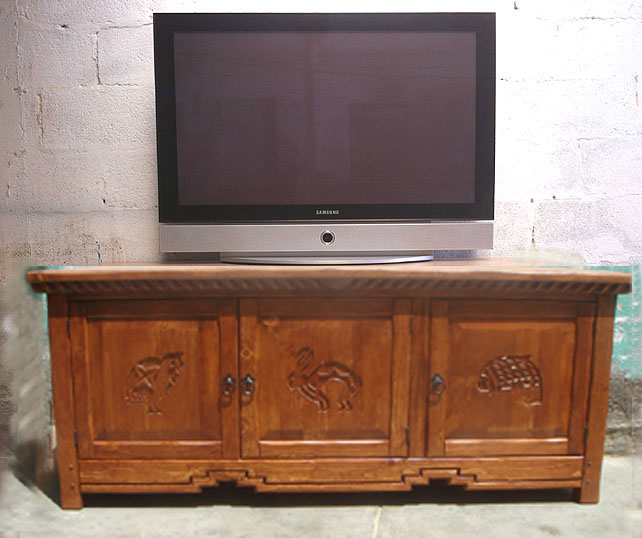 Mission Flat Screen Tv Stand